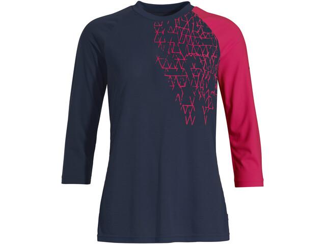 VAUDE Moab III T-shirt à manches longues Femme, eclipse